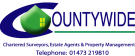 Countywide Properties Limited, Ipswich Logo