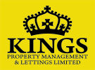Kings Property Management & Lettings Limited, Sileby Logo