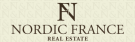 Nordic France Real Estate, Montauroux Logo