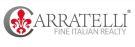 CARRATELLI REAL ESTATE, Pienza Logo