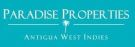 Paradise Properties Connection Real Estates, English Harbour Logo