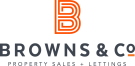 Browns & Co Property, Liverpool Logo