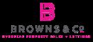 Browns & Co International Ltd , Liverpool Logo