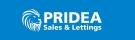 Pridea Sales and Lettings, Lincoln Logo