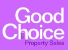 Good Choice Property Sales, Northampton Logo