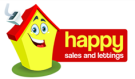 Happy Sales and Lettings, Sheffield Logo