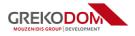 Grekodom Development, Thessaloniki Logo