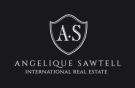 ANGELIQUE SAWTELL INTENATIONAL REAL ESTATE, Charente Maritime Logo