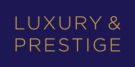 Luxury & Prestige, Sandbanks, Poole Logo