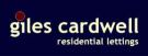 Giles Cardwell Residential Lettings, Bedford Logo