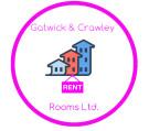 Gatwick & Crawley Rooms Ltd, Crawley Logo