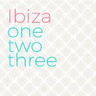 Ibiza One Two Three, Santa Eulalia Logo