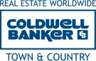Coldwell Banker Town And Country, Girona Logo
