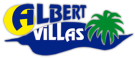 Albert Villas Alcossebre , Castellon Logo