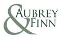Aubrey & Finn , St Albans, UK Logo