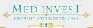 Med Invest Properties SL, Orihuela Costa Logo