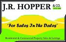 J.R Hopper & Co, Leyburn Logo