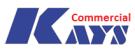 Kays Peake Properties Ltd, Blackpool Logo
