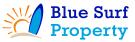 Blue Surf Properties , Protaras Logo