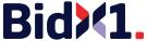 BidX1 Commercial, London Logo