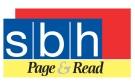 SBH Page & Read, London Logo