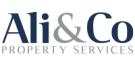 Ali & Co Property Services, Essex Logo