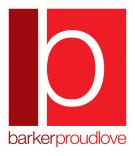 BARKER PROUDLOVE LIMITED, Manchester Logo