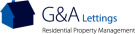 G & A Lettings, Bridgwater Logo