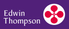 EDWIN THOMPSON, Galashiels Logo