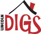 Lincoln Digs, Lincoln Logo