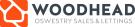 Woodhead Sales & Lettings, Oswestry Logo