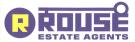 Rouse Estate Agents, Frinton on Sea Logo