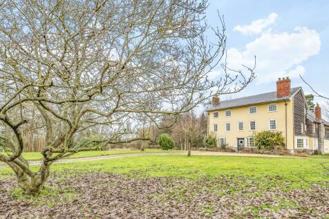 Eardisland, Herefordshire, HR6. 10 bedroom detached house