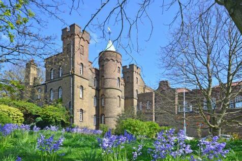 Vanbrugh Castle, Maze Hill, Greenwich, London, SE10. 4 bedroom house