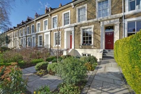 Ashburnham Grove, Greenwich, London, SE10. 2 bedroom terraced house