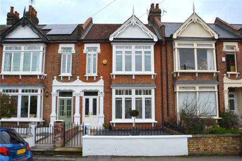 Kinveachy Gardens, Charlton, London, SE7. 3 bedroom terraced house for sale