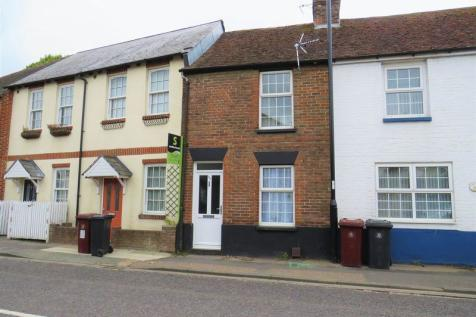 St Pancras, Chichester. 2 bedroom house share