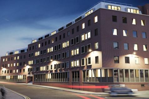 Queen Street, City Centre, Sheffield, S1. 2 bedroom flat for sale
