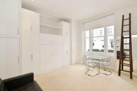 Harcourt Terrace, London, SW10. Studio flat