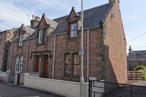 27 Innes Street, Inverness. 3 bedroom semi-detached house