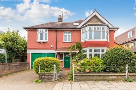 Hartswood Road W12. 6 bedroom detached house