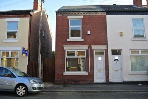 Bridge Street, Long Eaton NG10 4QQ. 2 bedroom terraced house