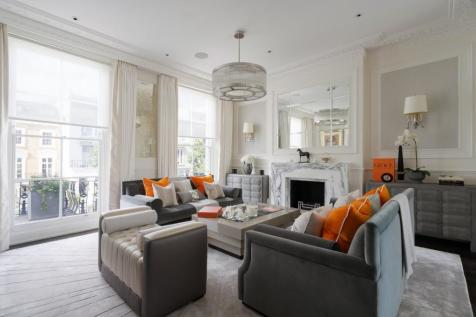 Ledbury Road, Notting Hill, W11. 6 bedroom terraced house for sale