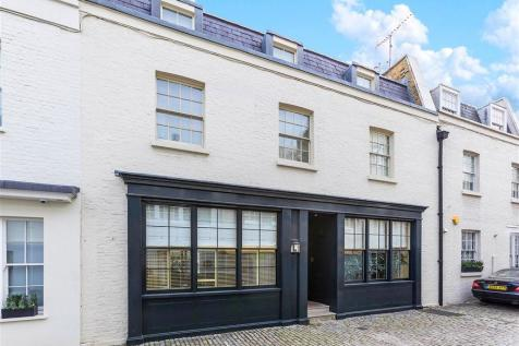 Lyall Mews, Belgravia, SW1X. 5 bedroom mews house for sale