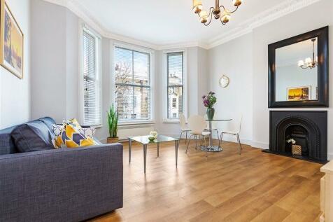 Russell Road, Kensington, W14. 1 bedroom flat