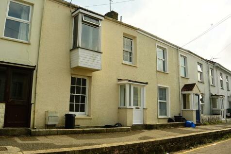 Wellington Terrace, Falmouth. 5 bedroom terraced house
