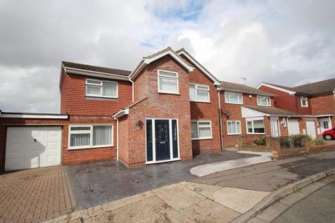 Goodwood Close, Ipswich, IP1. 4 bedroom link detached house
