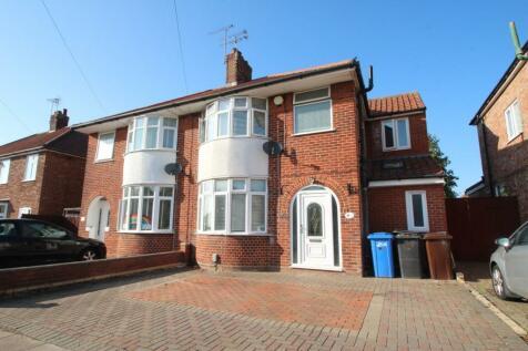 Stratford Road, Ipswich, IP1. 4 bedroom property for sale