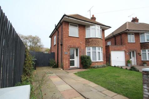Hazelcroft Road, Ipswich, IP1. 3 bedroom detached house for sale