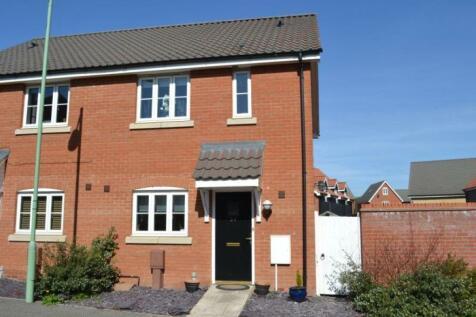 Hales Barn Road, Haverhill. 3 bedroom semi-detached house